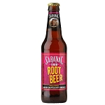 SARANAC ROOT BEER 12 OZ