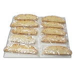VENICE AMARETTO BISCOTTI WRAPPED 50 PER CASE