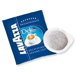 LAVAZZA DECAF SINGLE ESPRESSO PODS 108/CS