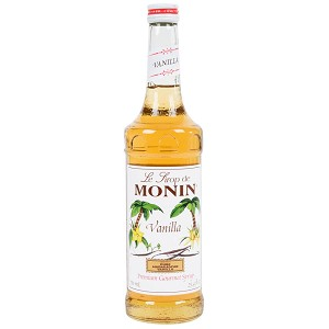 MONIN VANILLA 750 ML
