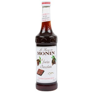 MONIN SWISS CHOCOLATE 750 ML