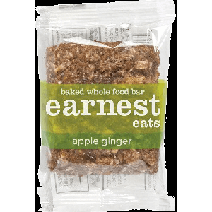 EARNEST EATS APPLE GINGER 12/SLEEVE