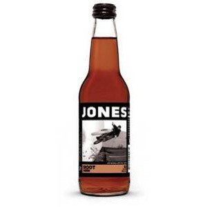 JONES SODA ROOT BEER 12OZ